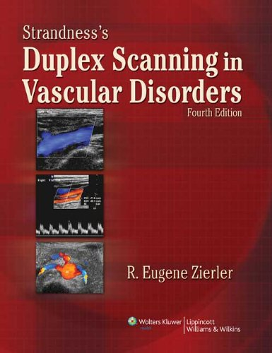 Strandness's Duplex Scanning in Vascular Disorders