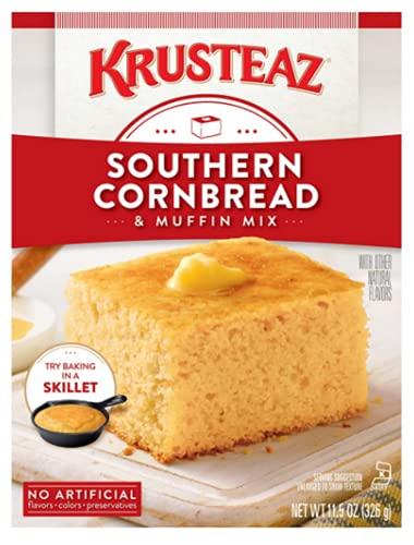 Krusteaz Southern Cornbread and Muffin Mix, 12 OZ