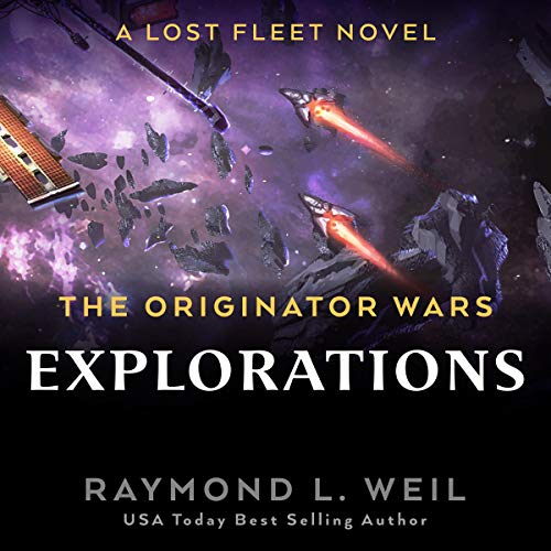 Couverture de The Originator Wars: Explorations