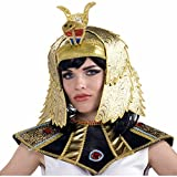 Forum Novelties Egyptian Queen Headpiece Gold/Black