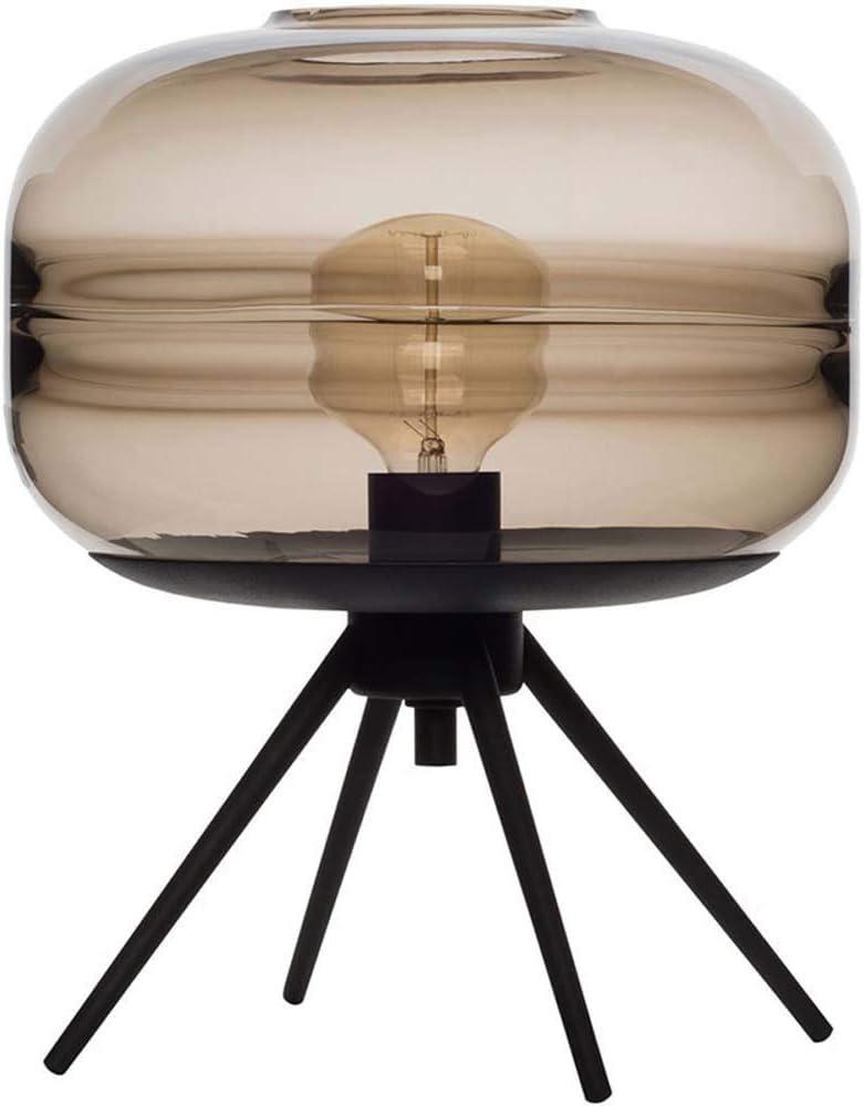 frenma LED Desk Lamp Hand Oval Ranking Outstanding TOP8 Brac Four-Legged Blown Glass