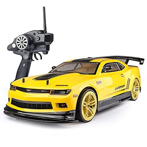 Nsddm 1/10 Large Model Remote Control Car, 2.4G Rechargeable RC Car,...