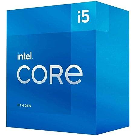 インテル CPU BX8070811400/A Corei5-11400 6コア 2.6GHz LGA1200 5xxChipset 65W 【日本正規流通品】
