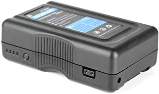 Socanland 98W Lithium-Ion 15v Battery with LED Display, A-Mount (BL-001)