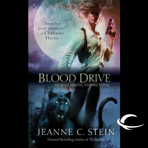Blood Drive cover art