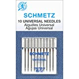 Universal Machine Needles - Size 80/12 10 Per Package sewing machines Dec, 2020