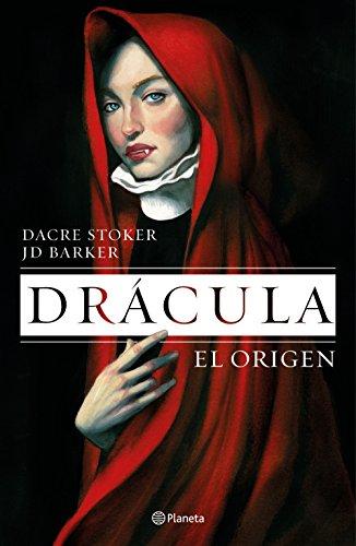 Drácula. El origen eBook: Barker, J.D., Stoker, Dacre, Hermoso ...