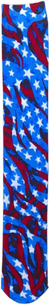 Ovation Ladies 9-11 ZOCKS Stretchable Quality Fabric Boot Socks WAVIN USA, 3