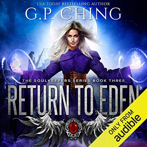 Return to Eden audiobook cover art