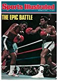 Sports Illustrated Magazine October 13, 1975 (Vol 43, No. 15): Muhammad Ali and Joe Frazier