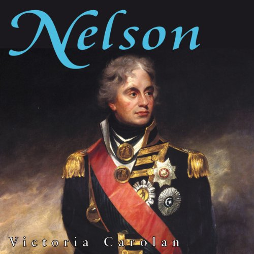 Nelson audiobook cover art
