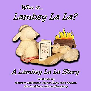 Who Is Lambsy La La? audiobook cover art