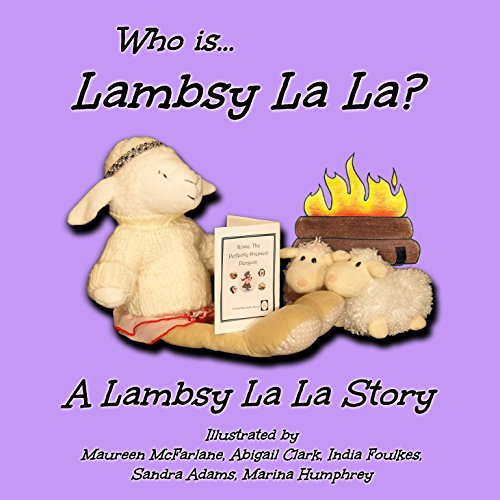Who Is Lambsy La La? audiobook cover art