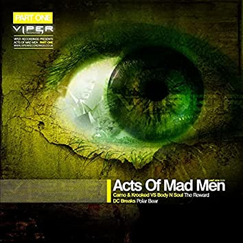 Acts of Mad Men (Part 1)