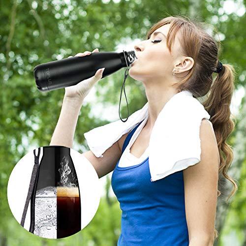 TOPLUS Frascos térmicos para bebida
