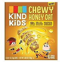 KIND Kid's Chewy Honey Oat Granola Bars 4.86oz pack of 1 [並行輸入品]