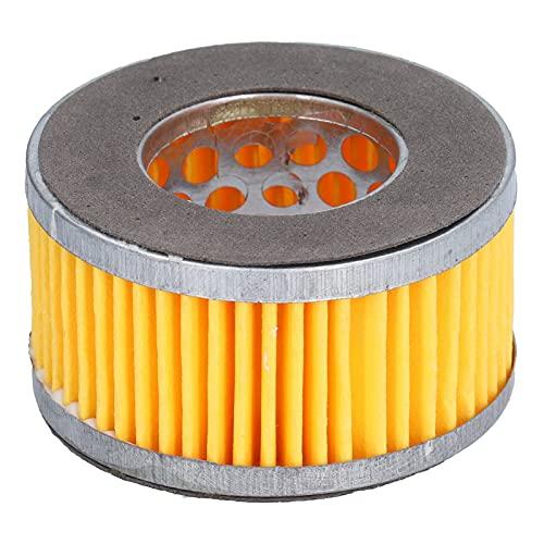 Elementos De Filtro De Papel, Buena Filtrabilidad Filtro De Aire del Motor Fácil De Instalar para Compresor De Aire Bomba De Vacío Accesorios De Filtrado