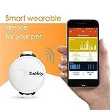 Pet Tracker,Cat tracker Dog Cat Activity Monitor Pets Activity Sleep Mood...