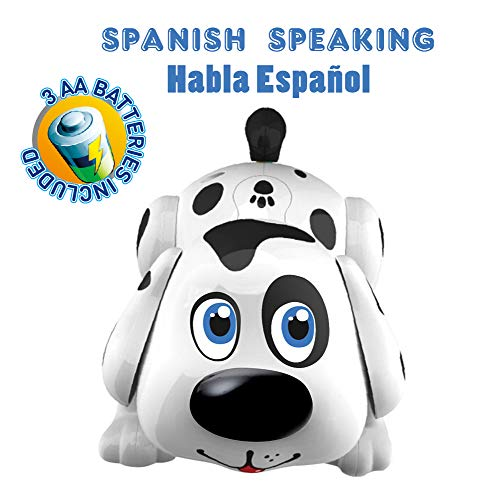 WEofferwhatYOUwant Perro Electrónico de Habla Española Harry