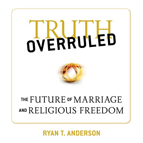 Truth Overruled audiobook cover art