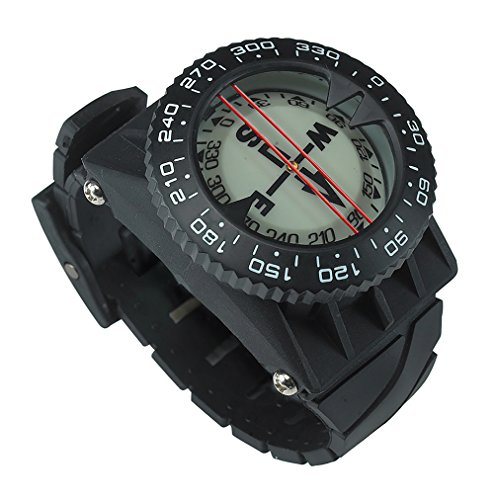 Phantom Aquatics Scuba Wrist Compass