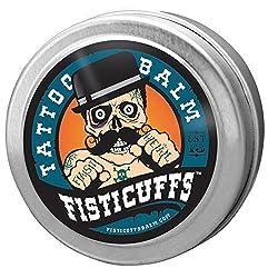 Image of Fisticuffs Tattoo Balm (1...: Bestviewsreviews