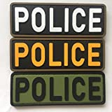 Police Tactical Patches...image
