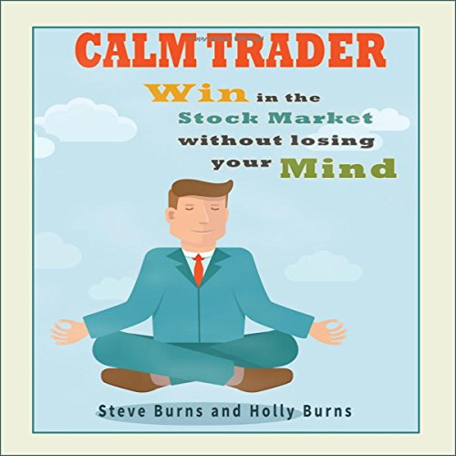 Calm Trader audiobook cover art