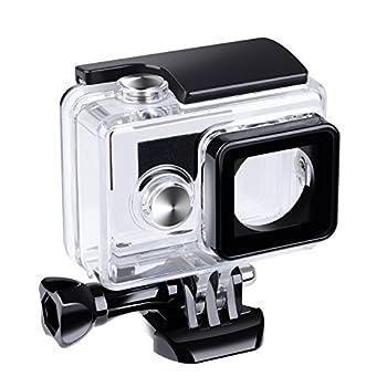 Suptig Waterproof Case Underwater Waterproof Protective Housing for Yi Action Camera Xiaoyi Yi Action Camera Xiaomi Yi Action Camera