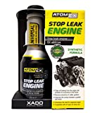 XADO Öl-Verlust Stop am Motor-Dichtmittel Leck Öl-Stopp Motor-Öl-Additiv zur Abdichtung - ATOMEX