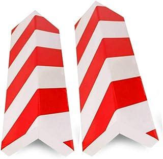 comprar comparacion 2 unidades Columnas Parking protector puerta garaje Esquina Parking Adhesivo Al Apagar Paragolpes Protector para La Puerta...