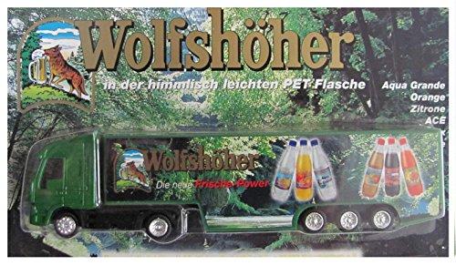 Wolfshöher Nr.23 - Die neue Frische-Power - Iveco Stralis - Sattelzug