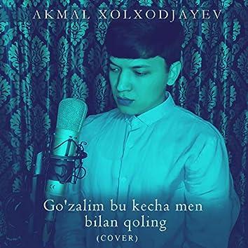 Go'zalim Bu Kecha Men Bilan Qoling (Cover)
