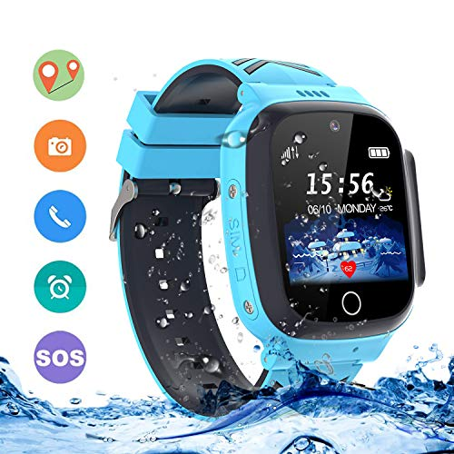 LDB Direct Kids Smartwatches Waterproof, GPS/LPS Tracker...