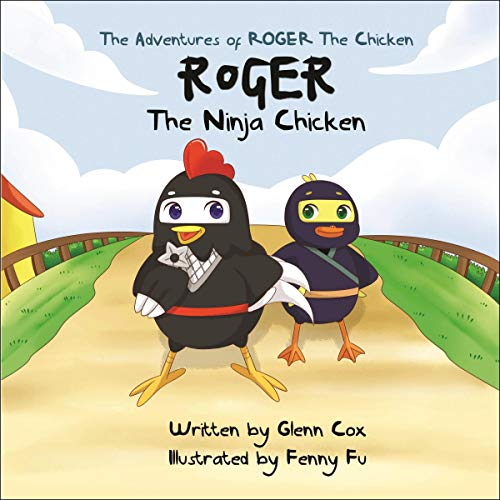 Roger the Ninja Chicken Titelbild