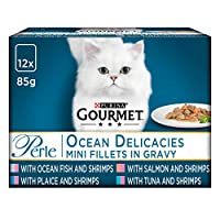 The recipes provide 100% complete and balanced nutrition The 85 g wet cat food pouches provide convenience at every mealtime Packed with essential goodness and a combination of vitamins and minerals to keep your cat healthy