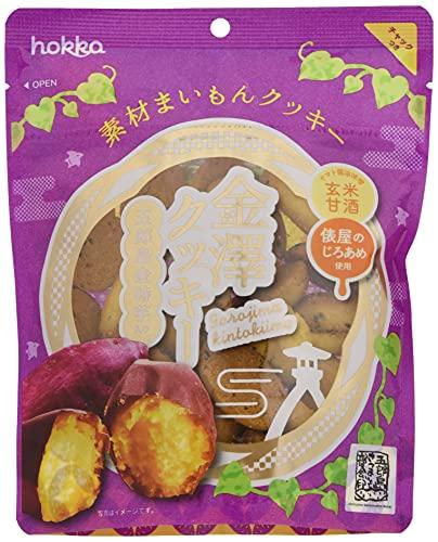 北陸製菓 金澤クッキー五郎島金時芋入り 135g ×12袋