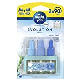 Product Image of the Ambi Pur 3vol Room Freshener Refill - Twin Cotton, Pack of 5