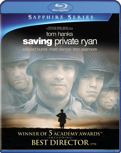 Saving Private Ryan (Sapphire Series) [Blu-ray]