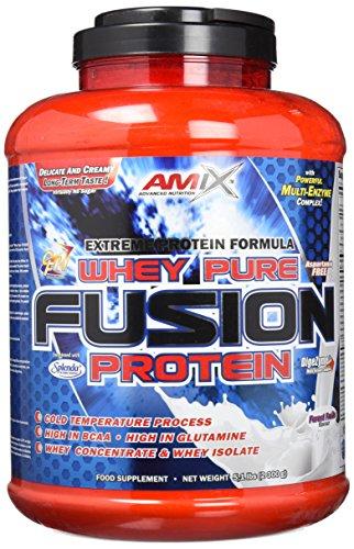 Amix Whey Pure Fusion 2,3 Kg Frutas Del Bosque 2300 g