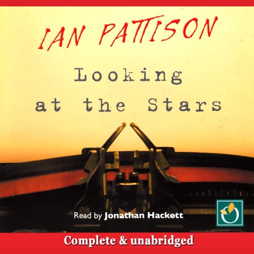 Looking at the Stars audiobook cover art