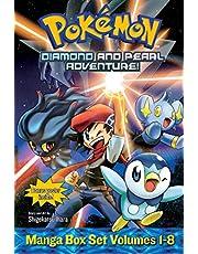 Pokémon Diamond and Pearl Adventure! Box Set (Pokémon Manga Box Sets)