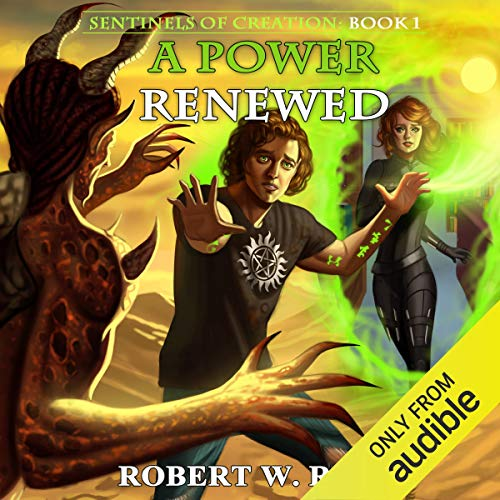 A Power Renewed cover art