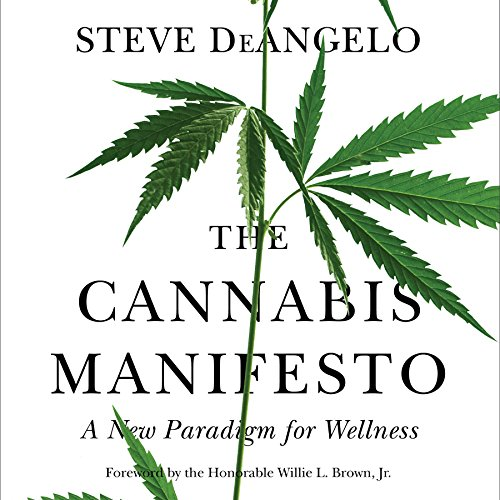 The Cannabis Manifesto audiobook cover art