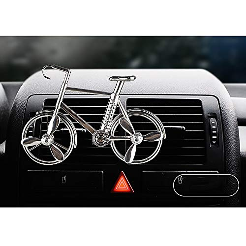 YYD Auto-geurstof-airconditioning Outlet Vent Clip fiets creatieve luchtverfrisser