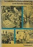 Sozialistische Rationalisierung und Standardisierung – Tafelwerk DDR-Buch