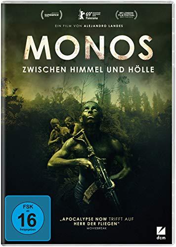 Monos - Zwischen Himmel und Hölle [Alemania] [DVD]