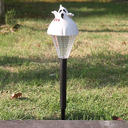 YNSW Outdoor Solar Lights, Auto On/Off Flickering Flame Solar Powered Torch Lights Decorative Solar Powered Lanterns Garden Decorations for Garden Terrace Patio Pathway Halloween