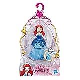 Disney Princesses – Poupee Princesse Disney Mini Poupee Royal Clips Ariel - 8 cm