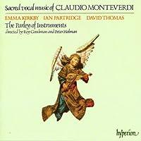 Monteverdi: Sacred Vocal Music